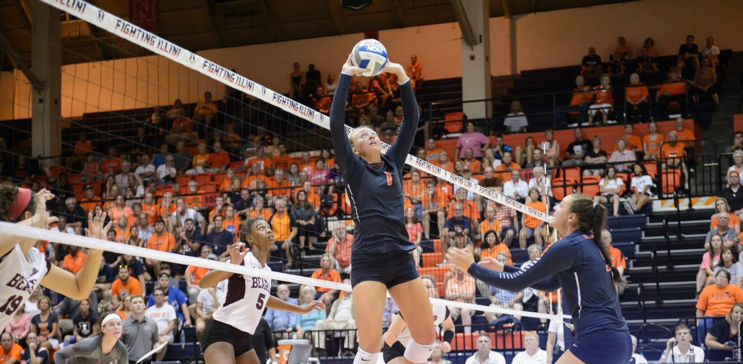 Illinois Breaks 7-Game Losing Streak, Keeps Tournament Hopes Alive