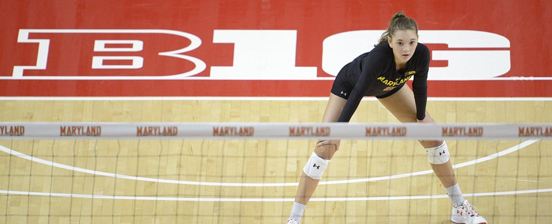 Maryland Star Libero Kelsey Wicinski Transferring to Florida State