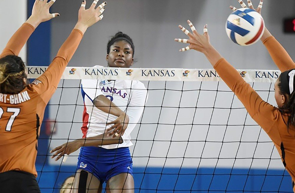 Kelsie Payne Brings Second Straight Big 12 Offensive POTW to Kansas