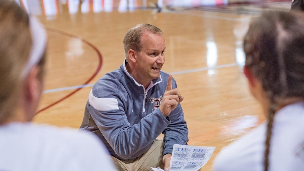 Sonny Kirkpatrick Resigns as Troy Volleyball Coach