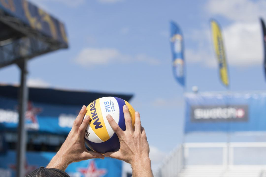 Five-Star Structure Introduced For 2017-20 Beach Volleyball World Tour