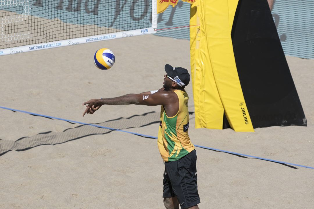 Brazil's #2 Men's Beach Pair Announces Breakup