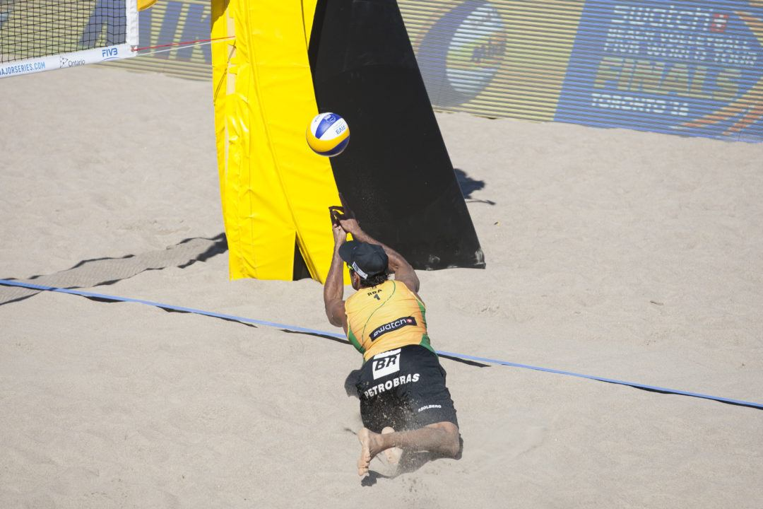 Changes Made To 2017 FIVB Beach Volleyball Calendar