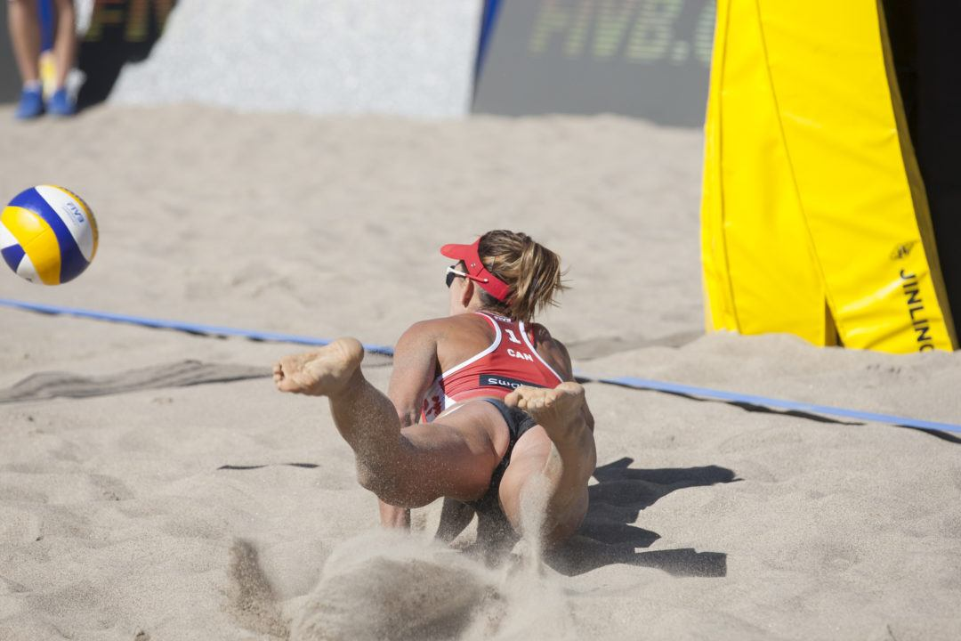 Olympic Champions Lead Fort Lauderdale Draw