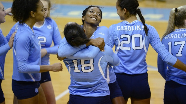 Taylor Leath of North Carolina Named ACC Player of the Year