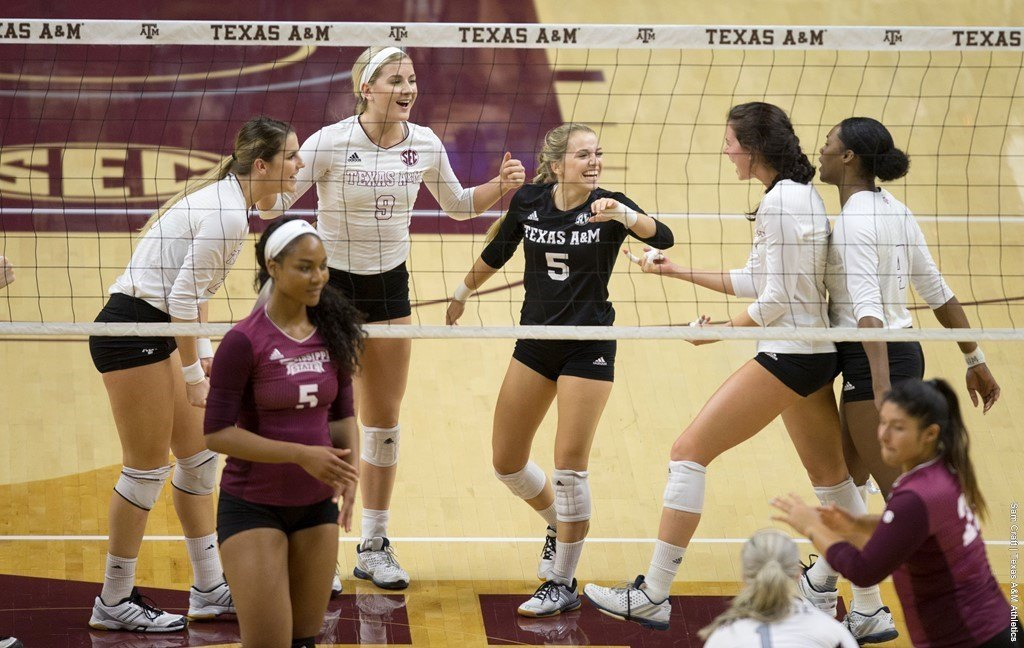Texas A&M Adds Former All-AAC First-Team OH Brookah Palmer