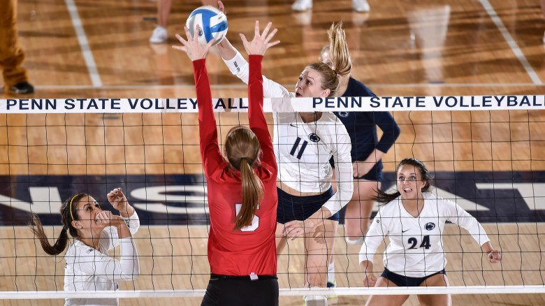 #15 Penn State Rebounds From 2-Straight Losses with Sweep of Purdue