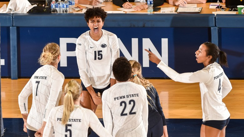 Penn State Welcomes Two to 2017 Roster