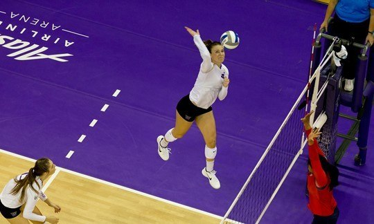Washington's Courtney Schwan Awarded Pac-12 Player Of The Year