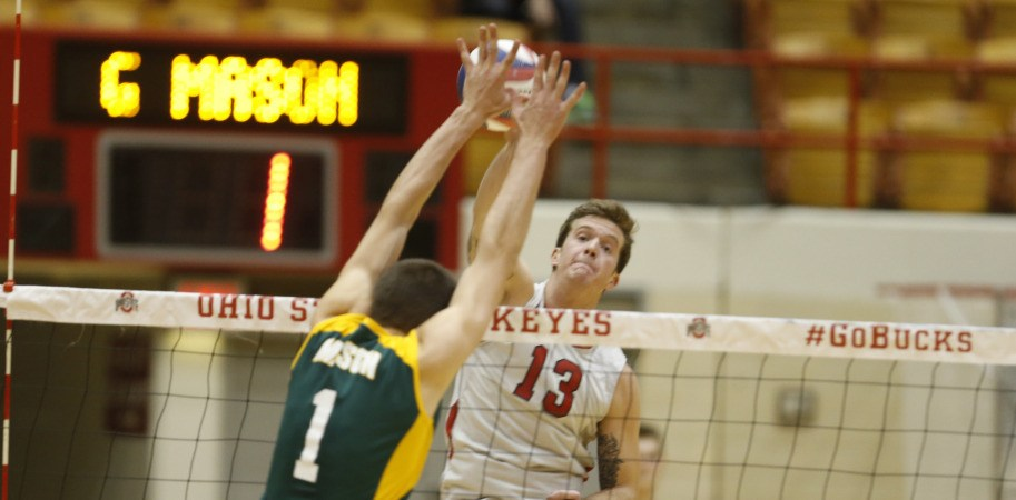 Ohio State Men's Volleyball Ready For North America Challenge