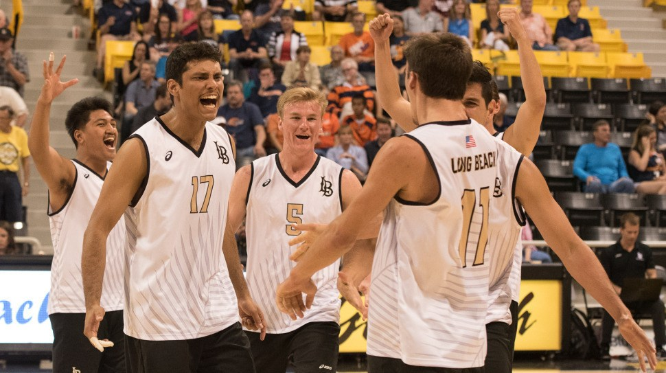 Long Beach State Emerges As New #1 After Ohio State Loses First Match