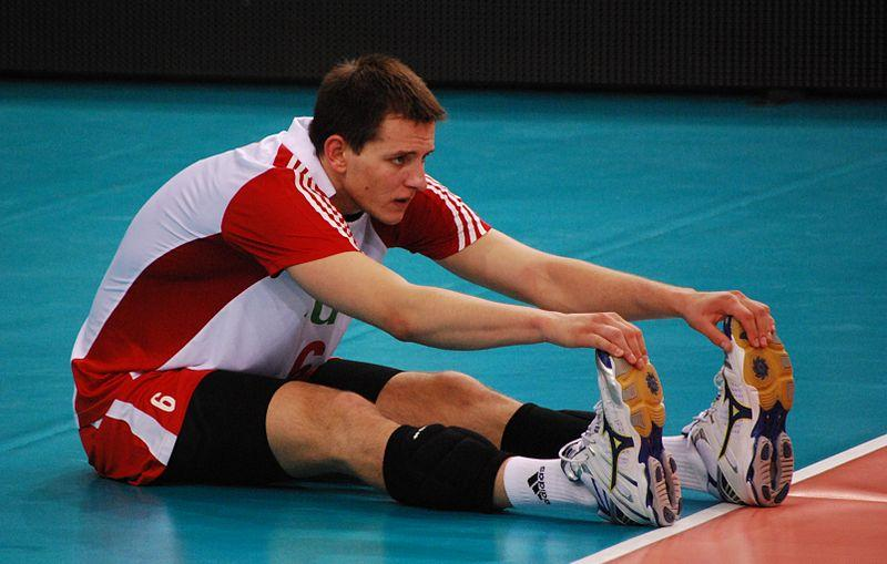Vital Heynen Tries Out Bartos Kurek At The Middle Blocker Position