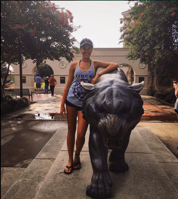 Junior Allison Coen Verbally Commits To LSU Beach Volleyball Team