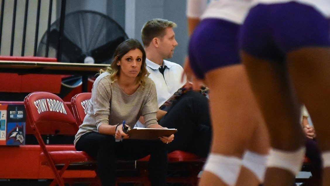 Stony Brook Relieves Coley Pawlikowski Of Head Coaching Duties