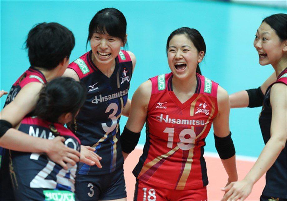 Hisamitsu Springs Take Empress Cup Five Years Running