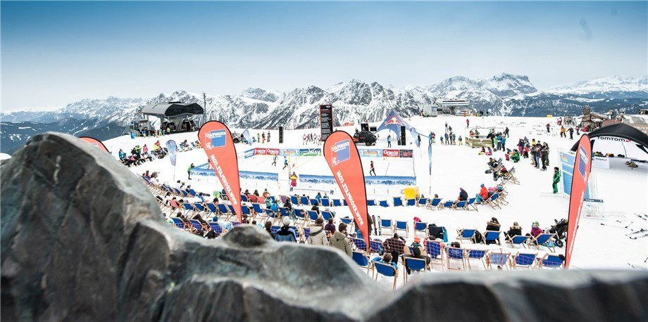 17 CEV Countries Will Host Nationals Championships In Snow Volleyball