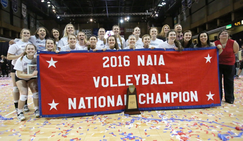 Hastings College Wins 2016 NAIA National Championship