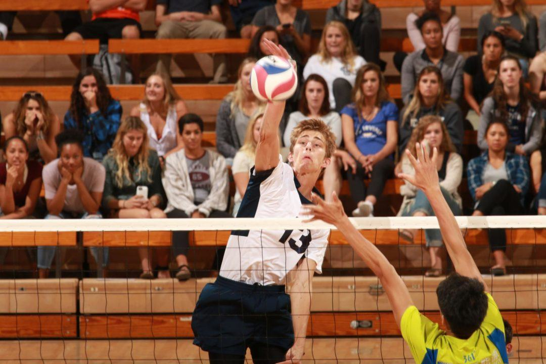 UC Irvine Men Start Season With Strong Sweep Over Concordia