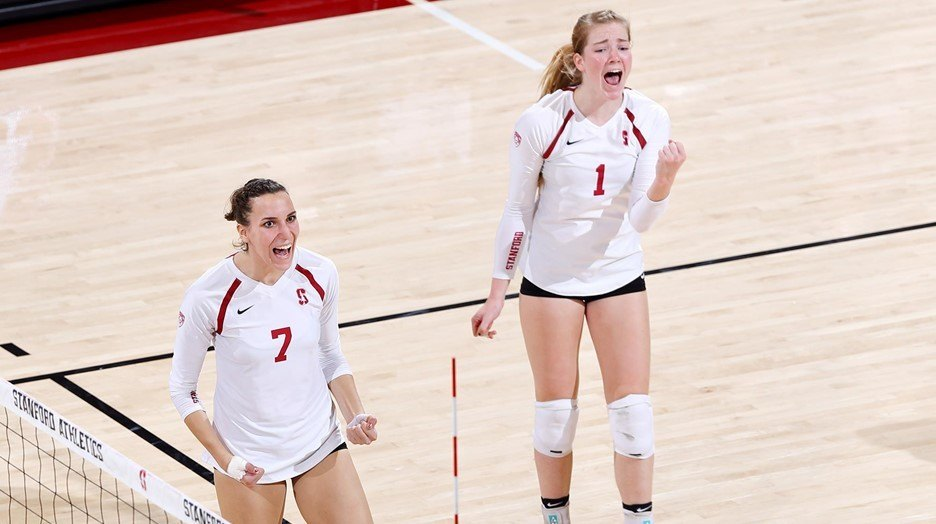 VolleyMob Freshman of the Year: Stanford's Jenna Gray