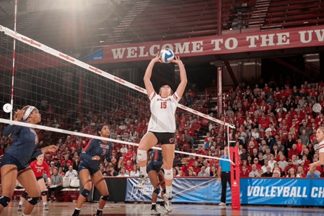 Wisconsin Backup Setter Jordan Robbins Retires From Volleyball