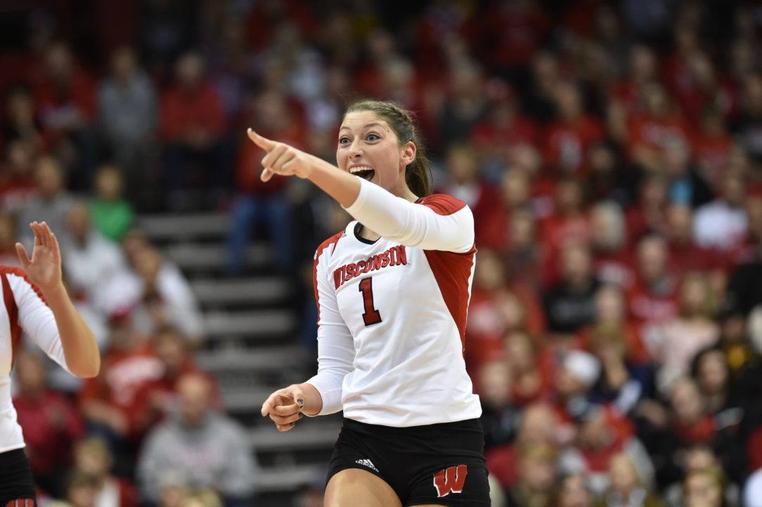 80 Volleyball Players Nominated for NCAA Woman of the Year