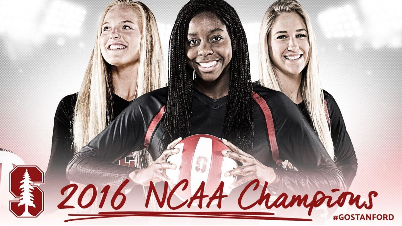 Stanford Becomes Youngest NCAA Division I Volleyball Champions Ever