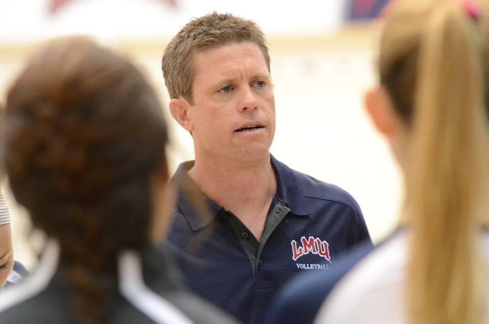 Tom Black Named New Head Coach of Georgia Volleyball
