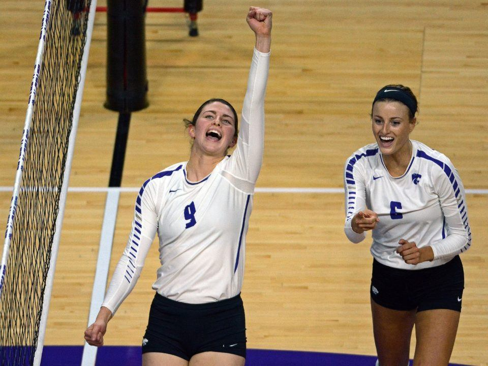 K-State Advances To Second Round With Sweep Over Lipscomb