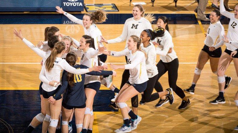 VolleyMob's NCAA Division I Women's Preseason Poll #16-20
