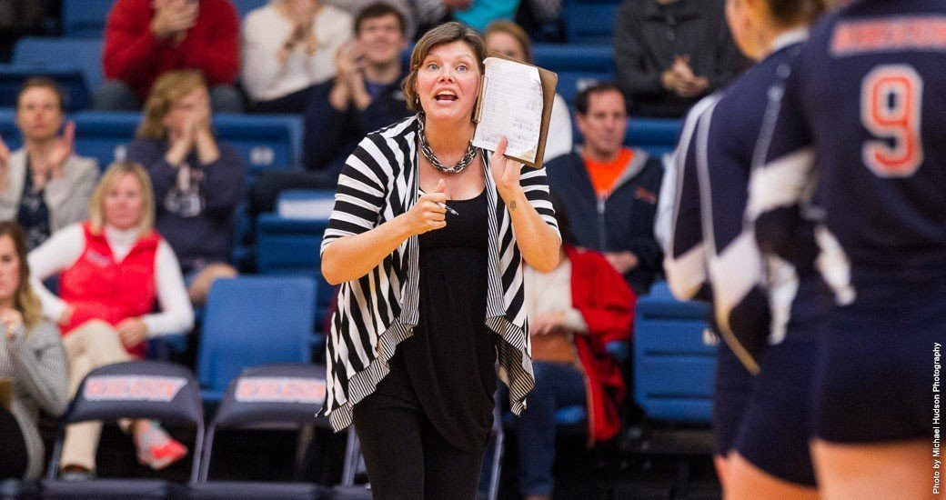 Brittany Smith Resigns As Wheatons Head Volleyball Coach