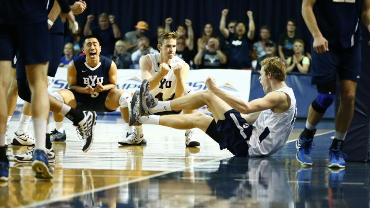 No. 3 BYU Travels To Loyola-Chicago And Lewis For Season Opener