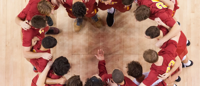 #12 USC Fights Past Back And Forth Match To Harvard, Winning In Five