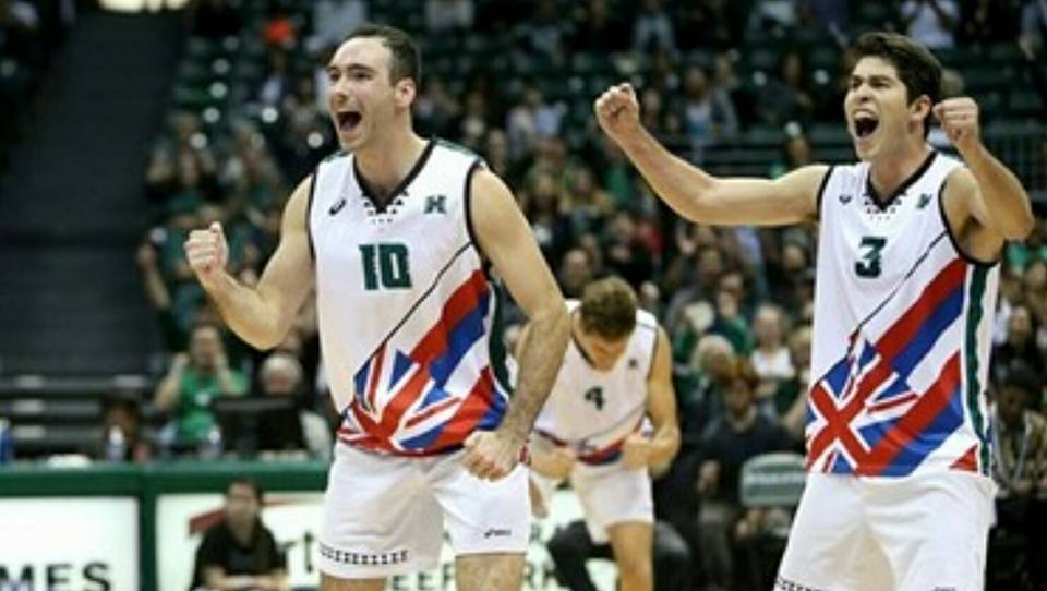 competitive price 91bcc b9765 New Year, New Jerseys for the Hawaii Men's Volleyball Team