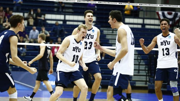 BYU Sweeps McKendree 3-0 in 2017 Home Opener