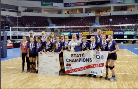 Elida Wins Seventh Consecutive New Mexico State Title