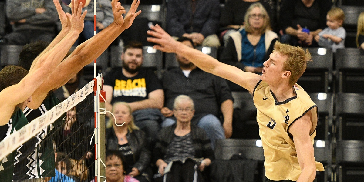 Long Beach State's Kyle Ensing Earns AVCA Player Of The Week