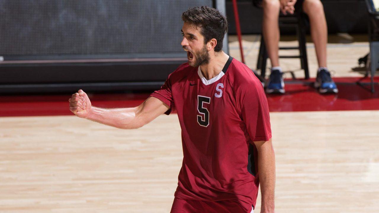 #9 Stanford def. McKendree 3-0 Behind 15 Vega Kills
