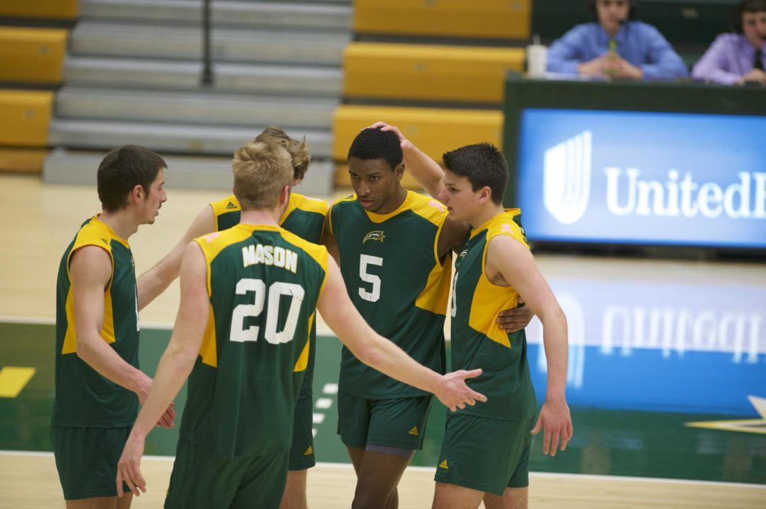 George Mason Sweeps Belmont Abbey 3-0 in Season Opener