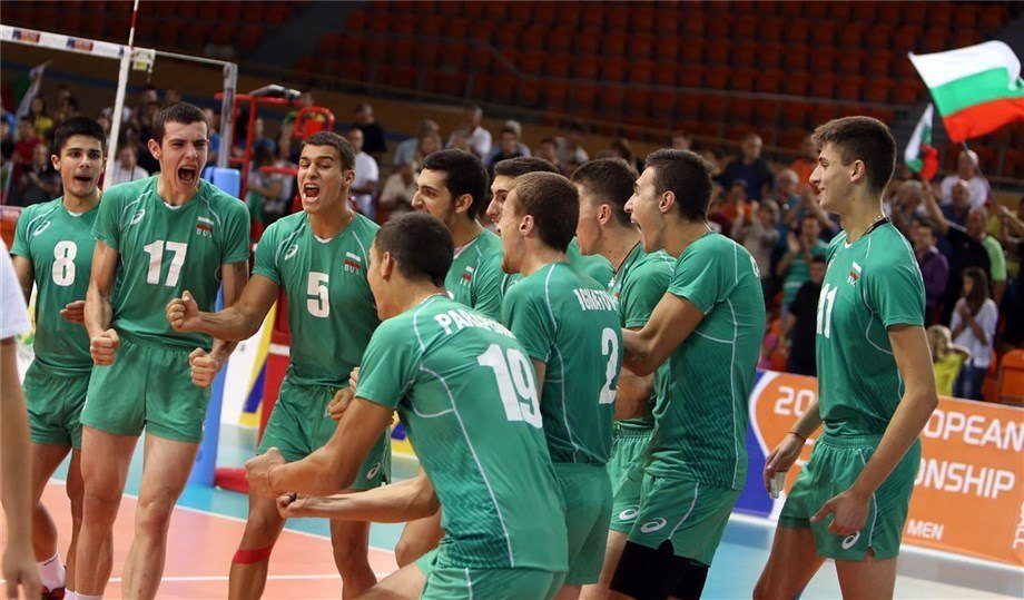 Bulgaria Takes First Round Of U21 World Championship Over France