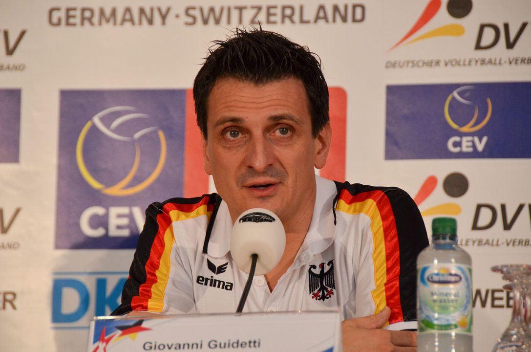 VakifBank's Giudetti Named Head Coach of Turkish Women's National Team
