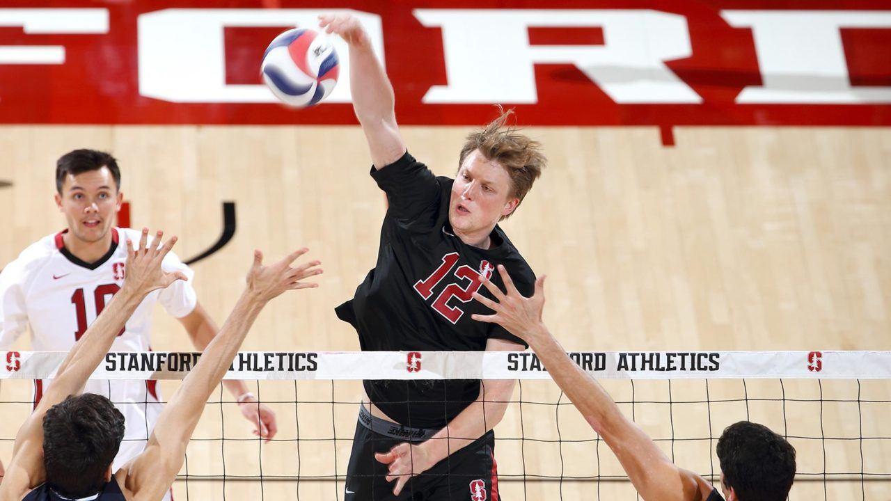 VolleyMob Men's Power Rankings #6-10 (Preseason): Stanford Looks Ready to Break Out