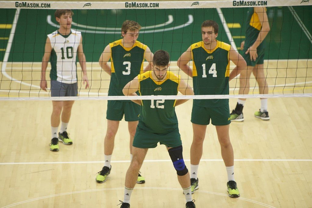 George Mason Starts EIVA Play With A Sweep Over Charleston On The Road
