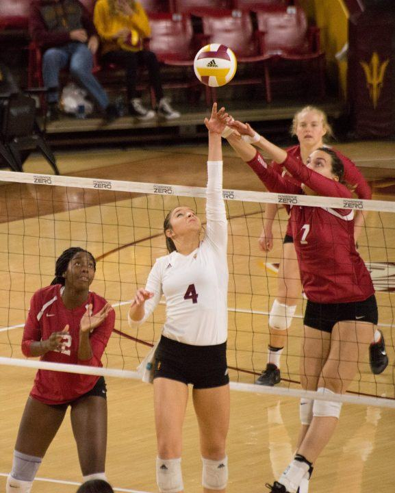 Kylie Pickrell One Of Five That Have Transferred Out Of Arizona State