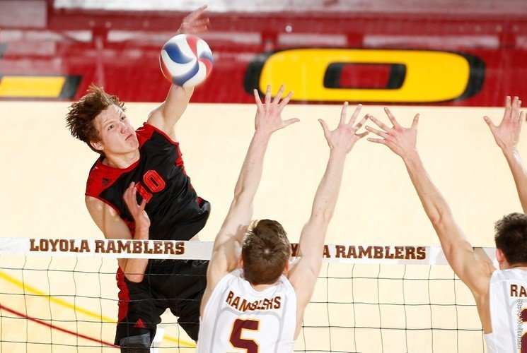 VolleyMob National Player Of The Week: Lewis' Mitch Perinar