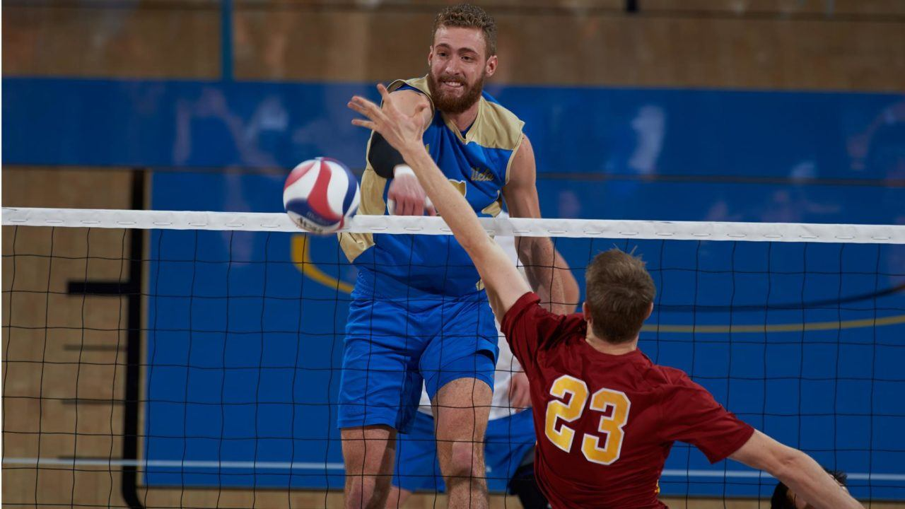 5 Aces from Mitch Stahl Leads #2 UCLA Over #11 UCSB