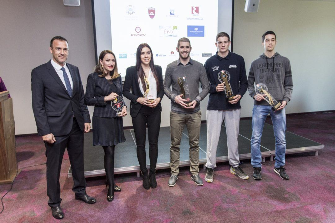 Montenegro Names Rovcanin, Nikola Lakcevic Top Players of 2016