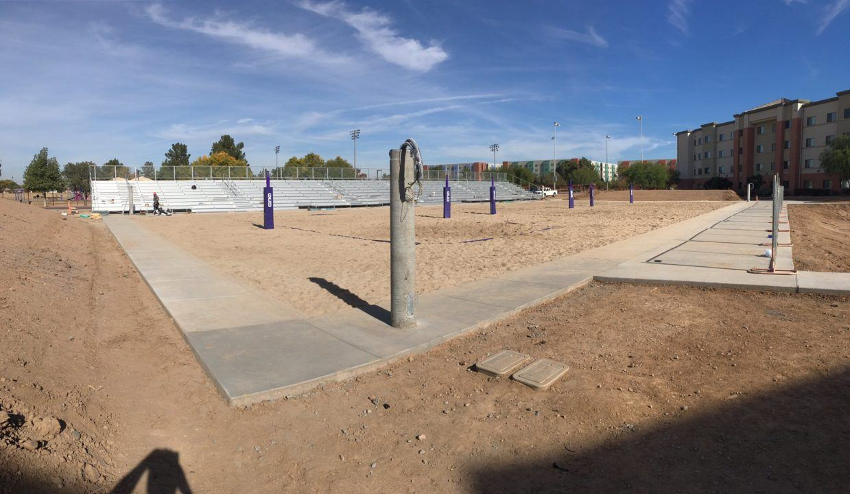 Grand Canyon To Unveil New Beach Volleyball Stadium in 2017