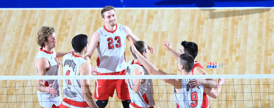 Ohio State Men Tie School Record With 32nd-Straight Win