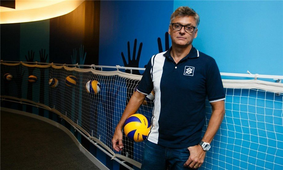 Brazil Appoints Dal Zotto as New Coach For Tokyo 2020