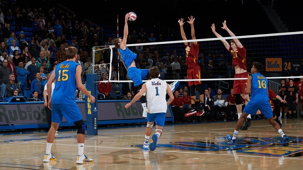 #2 UCLA Beats USC For 4th-Straight MPSF Win to Open Season